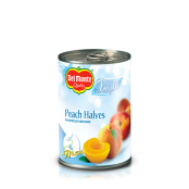 Del Monte Europe Light Peach Halves with Artificial Sweetener