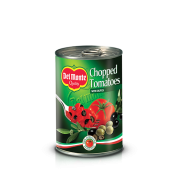 Del Monte Europe Chopped Tomatoes with Olives